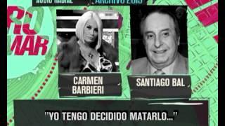 CARMEN BARBIERI VS SANTIAGO BAL - 15-04-14