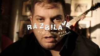 DJ Kiki feat. Pule Skandal - Razbila je ( OFFICIAL VIDEO )