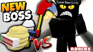 """*HOW TO* KILL NEW GIFTED EGG BOSS """"TUNNEL BEAR"""" (Roblox Bee Swarm Simulator)"""