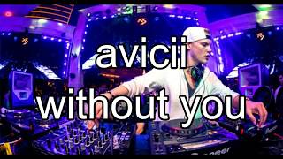 avicii-without you 和訳