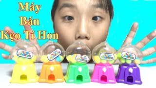 Máy bán kẹo mini❤mini candy machine ❤Baby channel❤