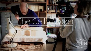 The Cello Maker: Robin Aitchison Resimi