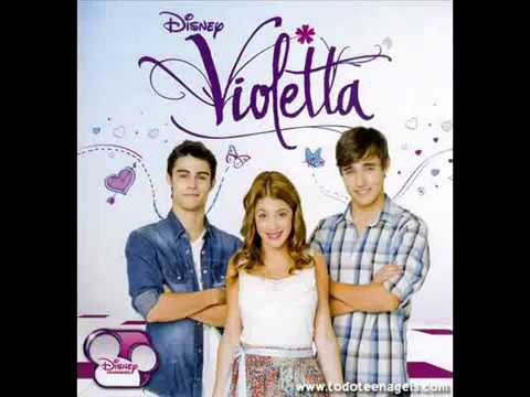 07 entre tu y yo!CD violetta COMPLETO) (360p) Travel Video