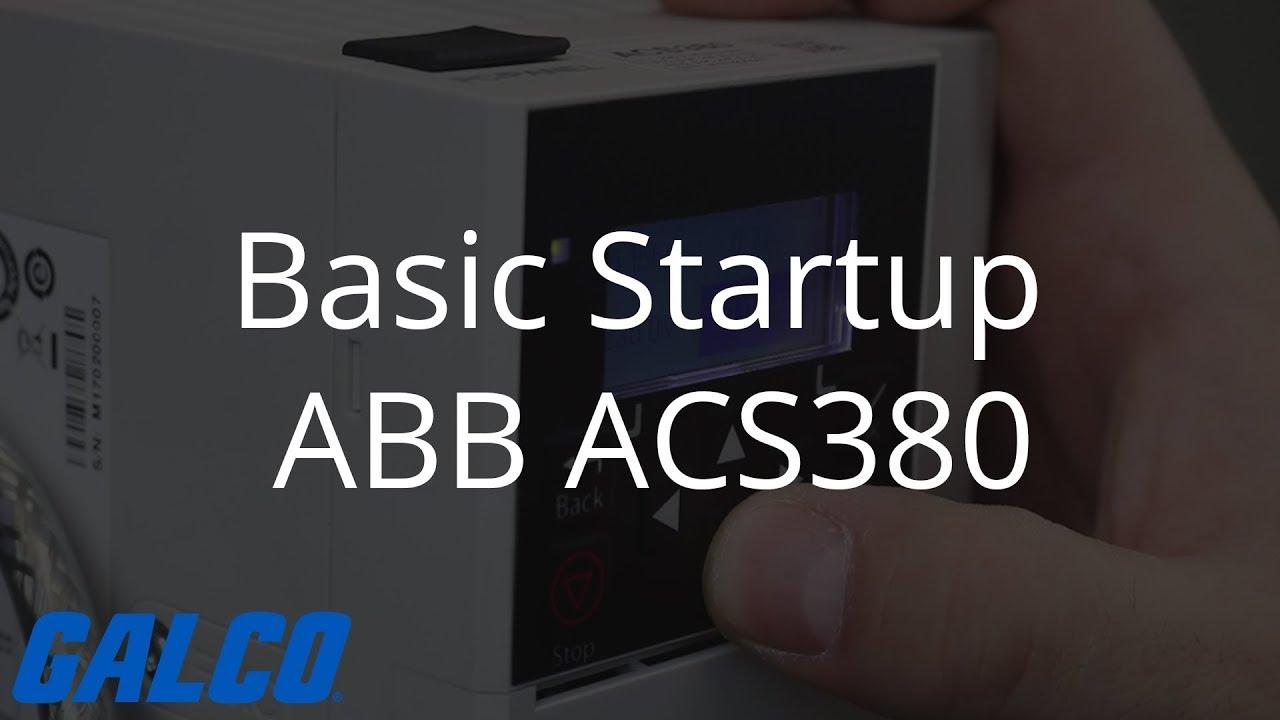 galco acs380 abb [ 1280 x 720 Pixel ]