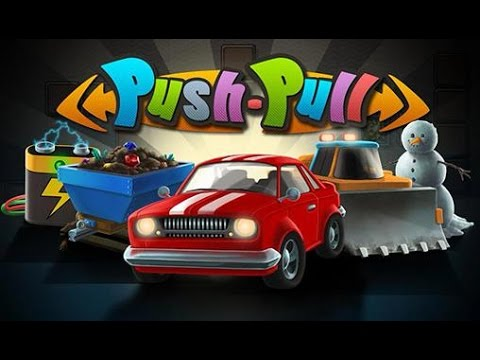 Push-pull (iOS/Android) Gameplay