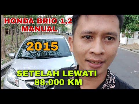 REVIEW HONDA BRIO 2015 MANUAL SEPERTI INI RASA YA