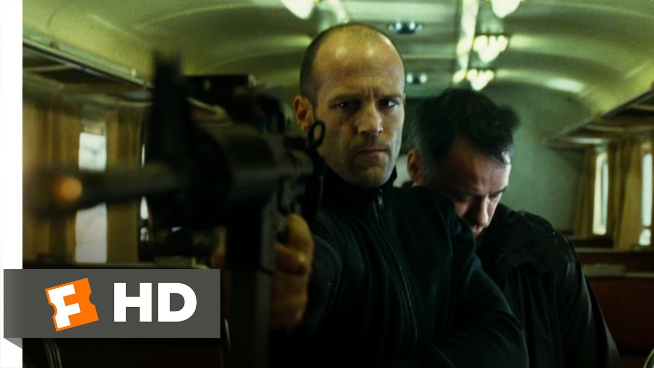 transporter 3 910 movie clip catching the train 2008