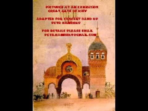 Modest Mussorgsky - Great gate of Kiev