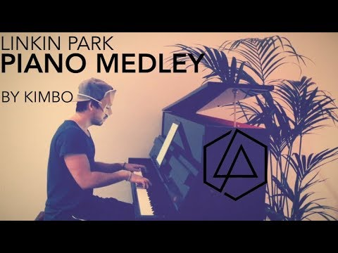 Linkin Park Piano Medley (Chester Bennington Tribute)