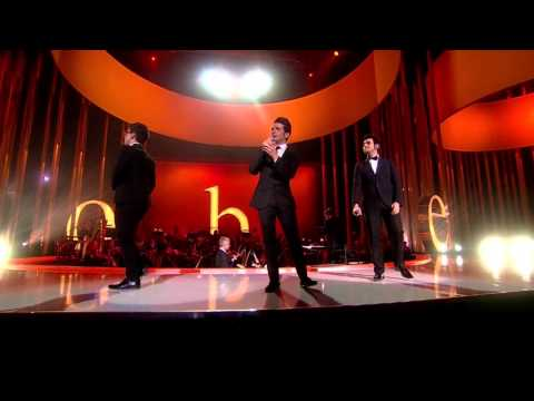 "IL Volo ""We are love""  2012 Nobel Peace Prize Concert"