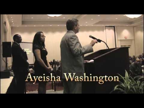 Ayeisha Washington, Martin Luther King Scholarship Awardee 2012