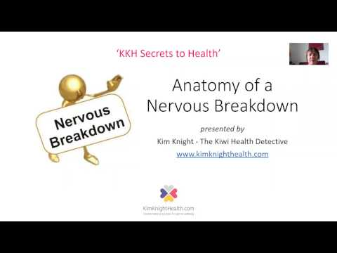 Kim Knight - How to survive a nervous breakdown
