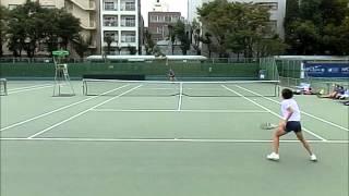 Francesca Schiavone - HP OPEN 練習