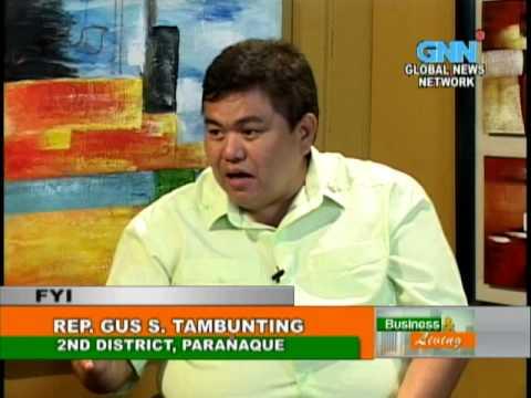 REP. GUS TAMBUNTING - FYI FEB 03, 2014 (PART 3)
