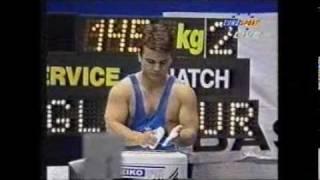 1994 64 Kg Snatch, Sulymanoglu and Valerius
