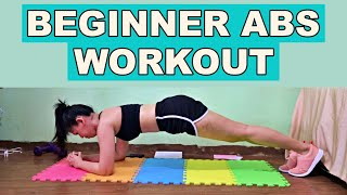 Abs in 1 week??? Beginner Abs Workout | Woxy Workouts