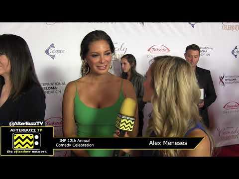 Alex Meneses   12th Annual IMF Comedy Celebration   AfterBuzz TV