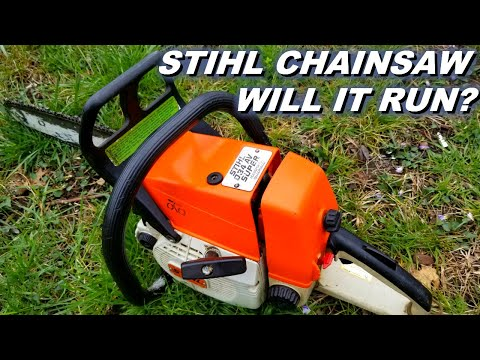 Chainsaw Oil Pump Gear Replacement Stihl 044 046 Ms440 Ms460 Youtube