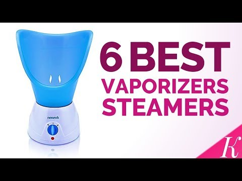 6 Best Face Vaporizers, Steamers in India with Price
