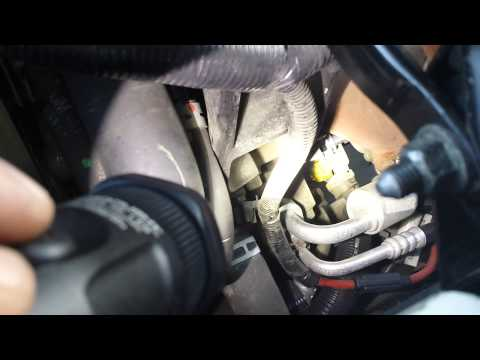 07 Chevrolet Impala 3 9 Oil Pressure Sensor Youtube