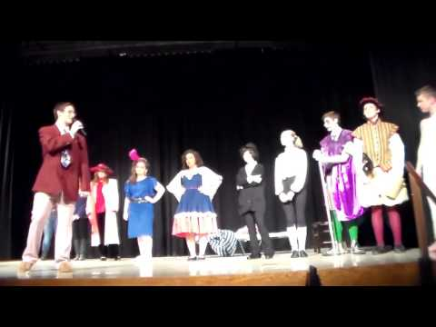 The Actor Games (MHS Drama Club) Part 1