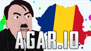 Agar.io - HITLER DISTRUGE ROMANIA!