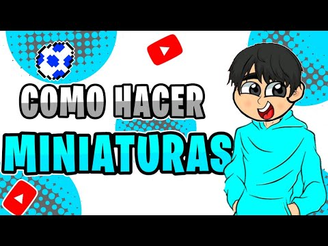 ¡¡COMO HACER MINIATURAS CON PS TOUCH!!(ANDROID)
