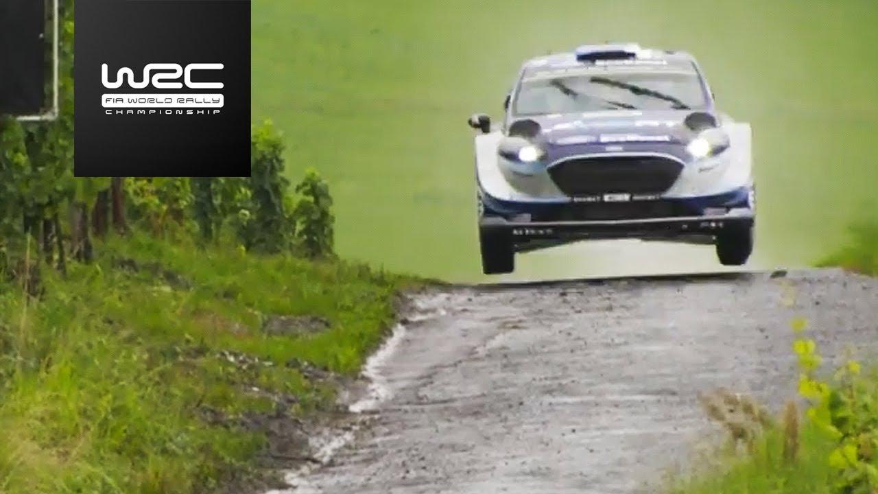 WRC - ADAC Rallye Deutschland 2017: Highlights Stages 5-8