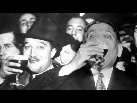 Alcohol Prohibition Was a Dress Rehearsal for the War on Drugs