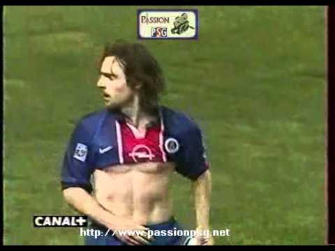 PSG 2-1 OM - But de Simone (D1 98-99)