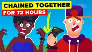 Chained to My Boyfriend for 72 Hours || FUNNY CHALLENGE & EXPERIMENT