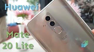 Huawei Mate 20 Lite Pierwsze wrażenia | Robert Nawrowski