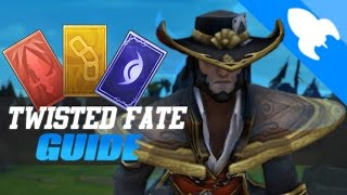 twisted fate guide league of legends season 7