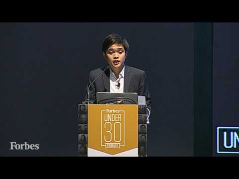 Forbes Under 30 Summit Asia - Inspiration and Drive presentation by Leandro Leviste