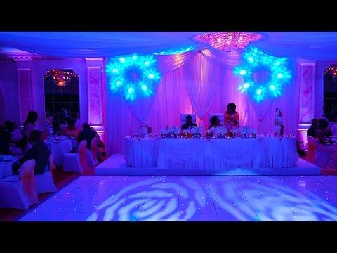 dorcas & kofi wedding reception @ the regency banqueting hall