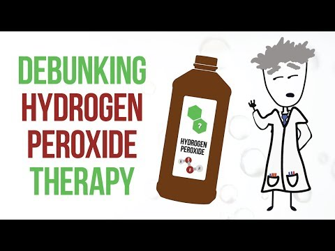 Questions for Pseudoscience: Hydrogen Peroxide Therapy