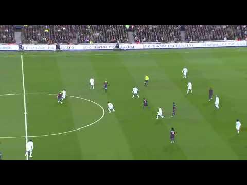 La Liga 2006-07: Barcelona x Real Madrid - 1º HALF