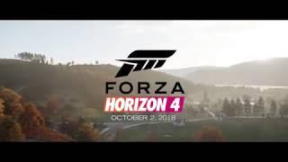 Tráiler oficial FORZA HORIZON 4/ E3 2018 Microsoft