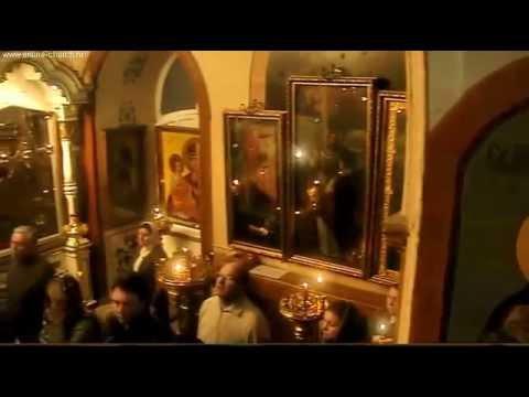 Праздничная служба в Московском Храме Св. Петра и Павла у Яузких ворот 2