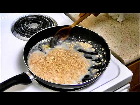 How to cook Egg Whites with Oatmeal Recipe