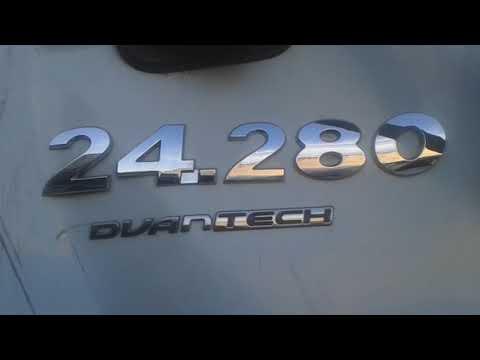 VW 24280 2014 número motor chassi