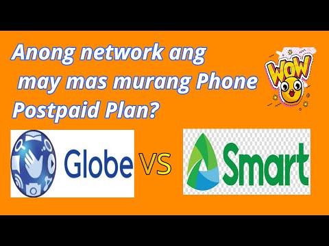 GLOBE VS SMART (2020 LATEST PHONE POSTPAID PLAN COMPARISON)