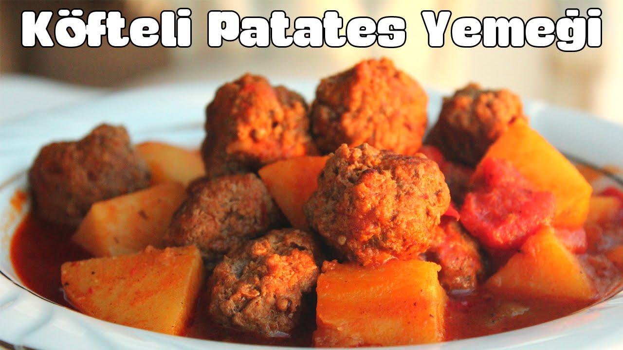 Tencerede Köfte Patates ve Şehriyeli Tereyağlı Bulgur Pilavi Tarifi – Bugün Ne Pişirsem