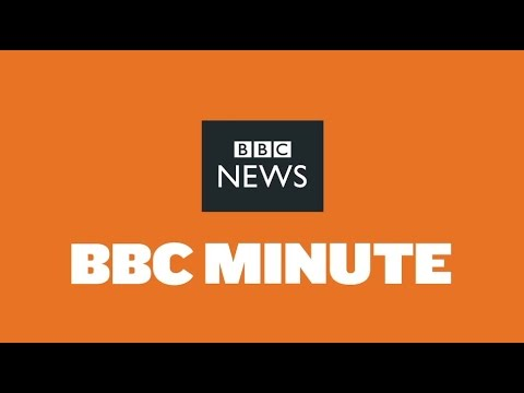 BBC Minute: The World In 60 Seconds (06/07/15) - BBC News