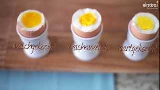 Anleitung: Eier kochen (weich, wachsweich oder hartgekocht) - Allrecipes Deutschland