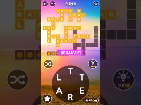 Wordscapes Sun 8 | Wordscapes Answers