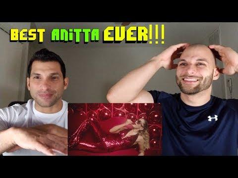 Anitta - Indecente    REACTION