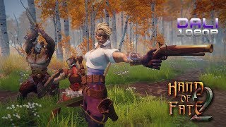 Hand of Fate 2 PC Gameplay 1080p 60fps