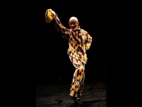 """Commedia Del'Arte & Baroque Dance """"Arlecchino/Harlequin"""""""