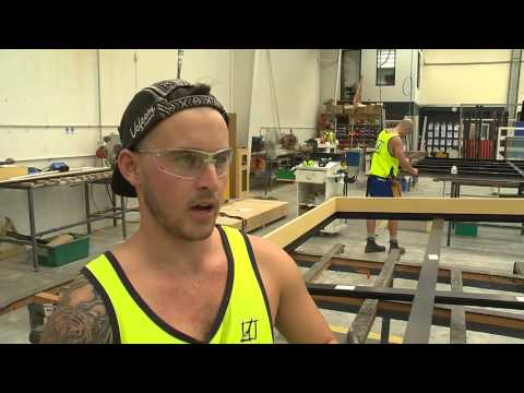Architectural Aluminium Joinery Careers (JTJS11 2016)